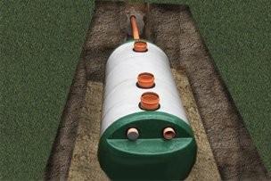 Проектирование хозяйственно-бытовой канализации дома